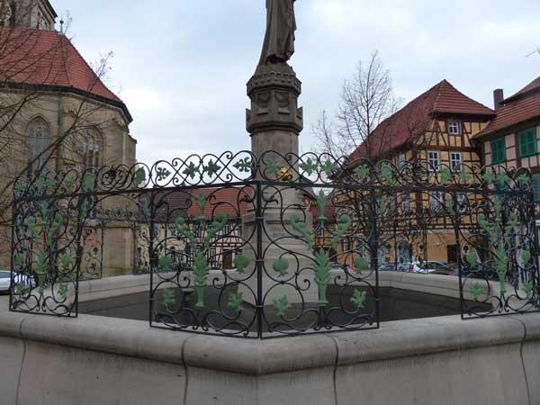 Brunnengitter Königsberg